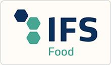 IFS Certifikát